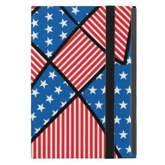 Patriotic American fireworks Case For iPad Mini