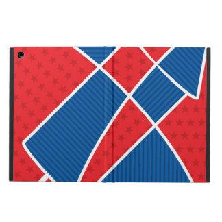 Patriotic American fireworks iPad Air Cover