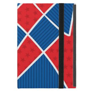 Patriotic American fireworks iPad Mini Cover