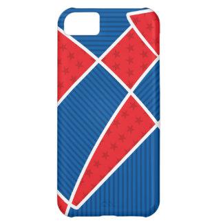 Patriotic American fireworks iPhone 5C Case