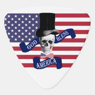 Patriotic American Pick