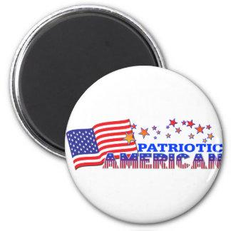 Patriotic American Magnet