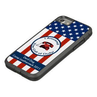 [Patriotic American]  Military Veteran I Answered Case-Mate Tough Extreme iPhone 8/7 Case