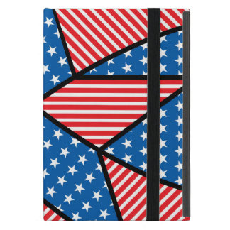 Patriotic American star Covers For iPad Mini