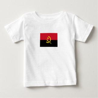 Patriotic Angolan Flag Baby T-Shirt