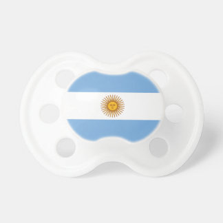 Patriotic Argentinian Flag Pacifier