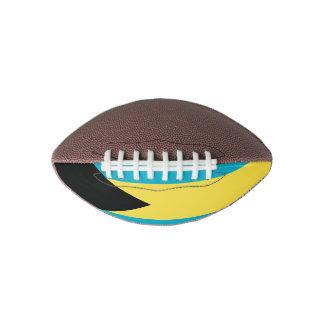 Patriotic Bahamian Flag Football