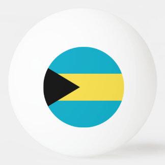 Patriotic Bahamian Flag Ping Pong Ball