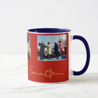 Patriotic Barack Obama Mug