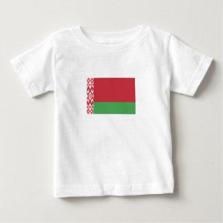 Patriotic Belarusian Flag Baby T-Shirt
