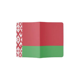 Patriotic Belarusian Flag Passport Holder