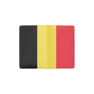 Patriotic Belgian Flag Pocket Moleskine Notebook