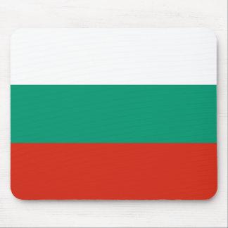 Patriotic Bulgarian Flag Mouse Pad