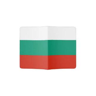 Patriotic Bulgarian Flag Passport Holder