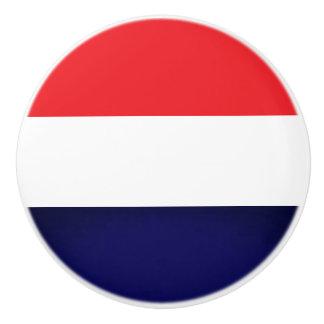 Patriotic Ceramic Knob
