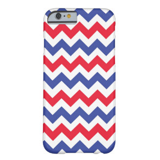 Patriotic Chevron Zig Zag Pattern iPhone 6 Case