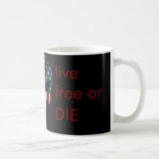 Patriotic Classic White Coffee Mug