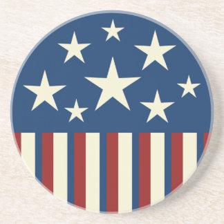 Patriotic Coaster