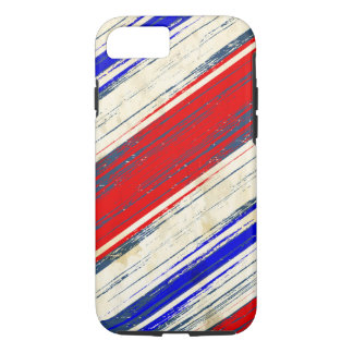 Patriotic Colors Case-Mate iPhone Case