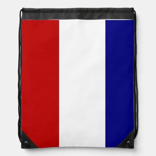 Patriotic Colours Cinch Bags