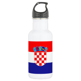 Patriotic Croatian Flag
