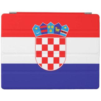 Patriotic Croatian Flag iPad Cover