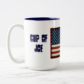 Patriotic Cup of Joe Beverage Mug
