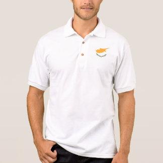 Patriotic Cyprus Flag Polo Shirt