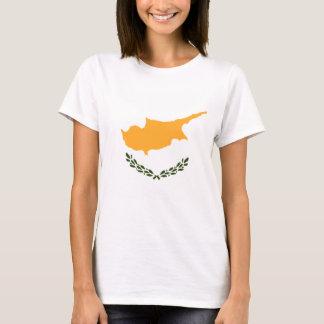Patriotic Cyprus Flag T-Shirt