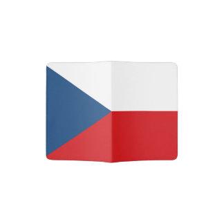 Patriotic Czech Republic Flag Passport Holder