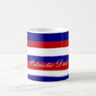 Patriotic Dad Coffee Mugs