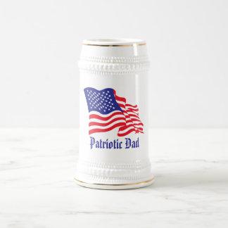 Patriotic Dad Mugs