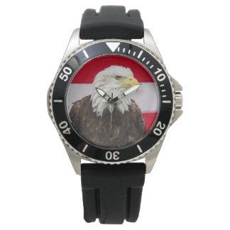 Patriotic Eagle Watches
