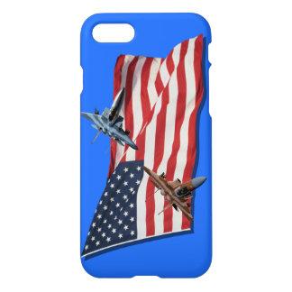 Patriotic Eagles Phone Case