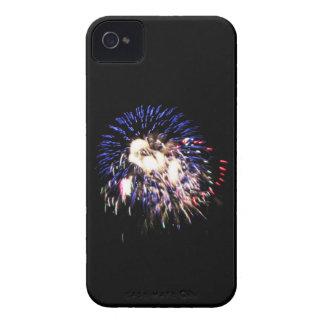 Patriotic Fireworks Blackberry Case