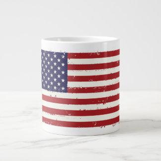 Patriotic Flag Jumbo Mug