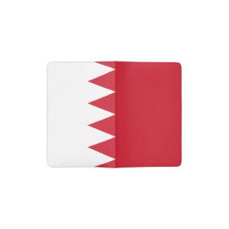 Patriotic Flag of Bahrain Pocket Moleskine Notebook