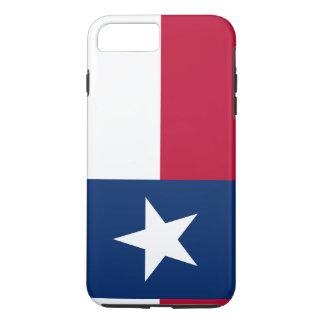 Patriotic Flag of Texas iPhone 7 Plus Case