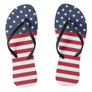 Patriotic Flipflops