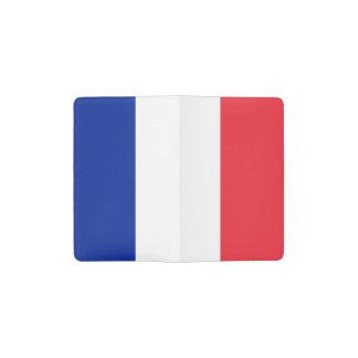 Patriotic French Flag Pocket Moleskine Notebook