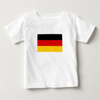 Patriotic German Flag Baby T-Shirt