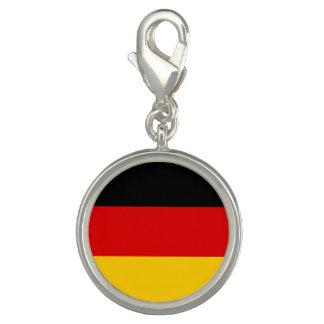 Patriotic German Flag Photo Charms