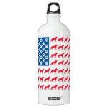 Patriotic German Shepherds SIGG Traveler 1.0L Water Bottle