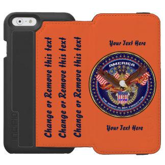 Patriotic  Go Direct to Customize Incipio Watson™ iPhone 6 Wallet Case
