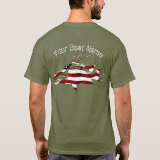 Patriotic Hog Snapper Shirt
