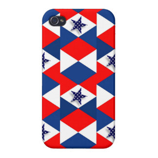 Patriotic iPhone 4 Glossy Finish Case iPhone 4/4S Covers