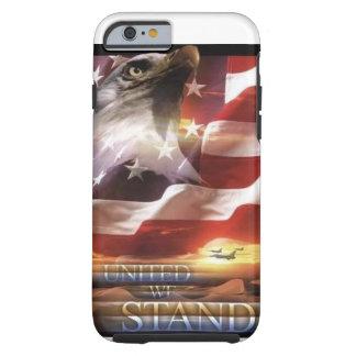 Patriotic iPhone 6 case Tough iPhone 6 Case