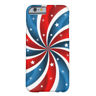 Patriotic iPhone 6 case Barely There iPhone 6 Case