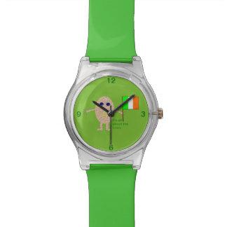 Patriotic Irish Egg Watch