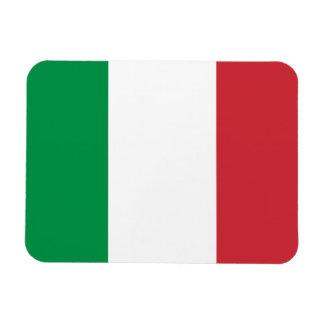 Patriotic Italian Flag Magnet